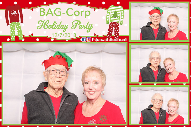 BAG Corp Holiday Party