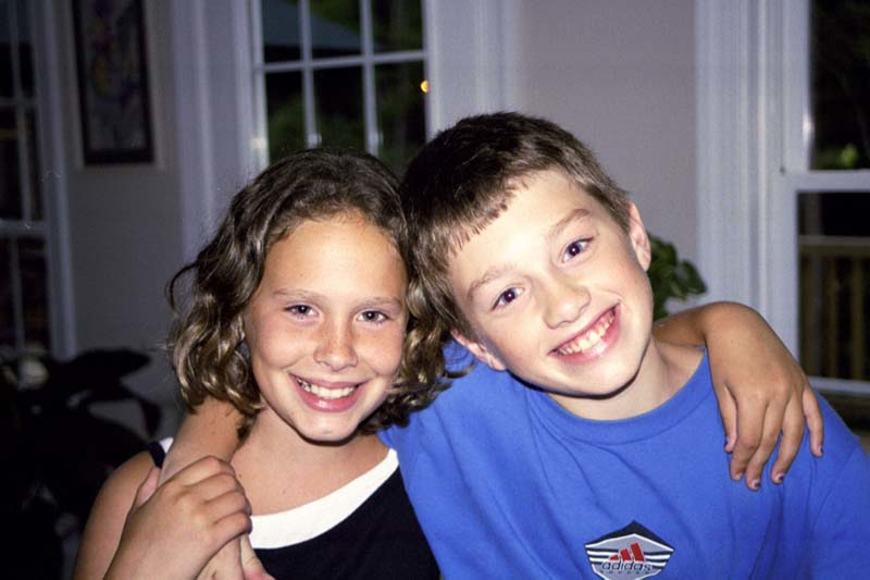 Lexie and Andrew July 2001.jpg