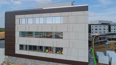 Inspira Medical Center Mullica Hill September 19, 2018  Construction Update