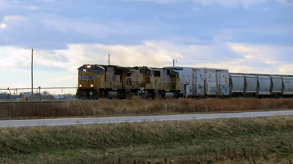 November 19:  Macon, MO to North Platte, NE .  .  .