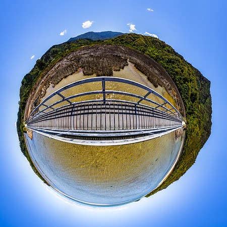 Abel Tasman N. Park Tiny Planet Photos