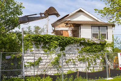 Houses - Fish Hatchery Rd - Houses Coming Down - Pt 2 - Madison, WI - June 03, 2020