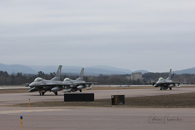 F16's Final Departure