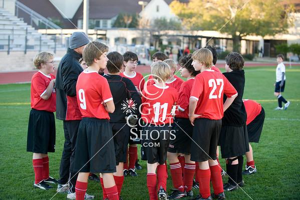2009-01-13 Soccer 8th Boys SJS vs British School