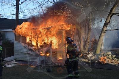 North Amityville Fire Co. Signal 13  Essen Drive  1/17/20