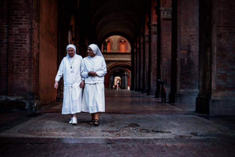 nuns of italy bologna early morning - Copy.jpg