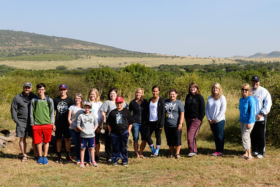 Mercy House Vision Trip - Fisi Camp