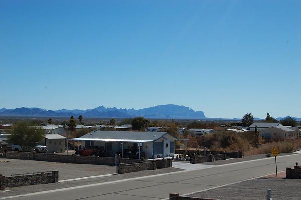 Quartzsite, AZ - Feb 2013
