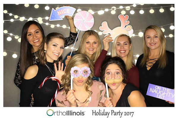 """OrthoIllinois """"Holiday Party 2017"""""""