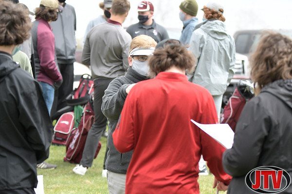 Golf Northwest at Eaton Rapids for 04-14-2021