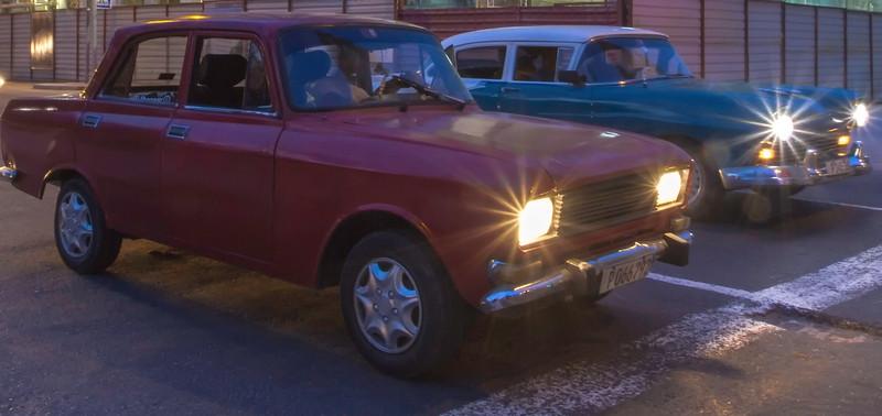 Lada vs Chevy