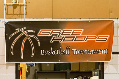 Cree Hoops: Mostly Fort Albany v. Ministik 2014