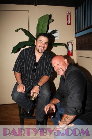 Headliners Only presents Matt Burch and Froy Tercero