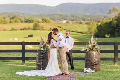 Cyrus Ridge Farm Styled Shoot