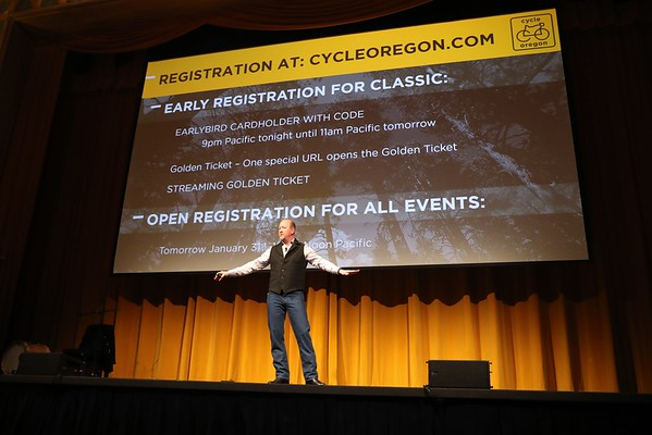 2019 Cycle Oregon Kick Off Event