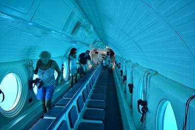 Submarine - Oahu, Hawaii 🔒