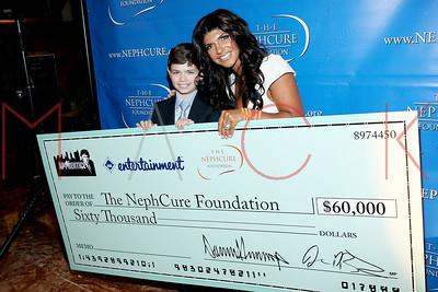"""New York, NY - April 17:  """"Celebrity Apprentice"""" NephCure Foundation Press Conference, New York, USA."""