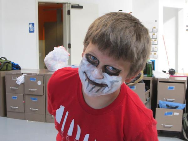 Experiment: Halloween 2011