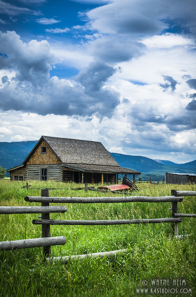 Line Barn. Photography by Wayne Heim