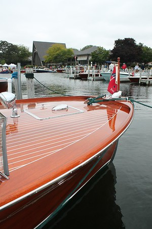 International Antique and Classic Boat Show 2016