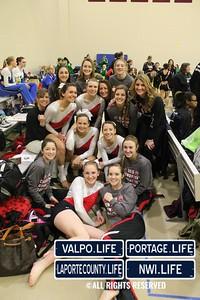 2016 Varsity Gymnastics - IHSAA Sectional