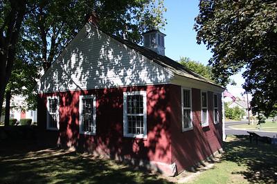 1802 Schoolhouse Restoration