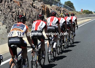 01.20 - Tour Down Under: Stage 3