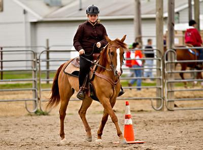 4H Districts 09/17/11 Contest Equitation Jr