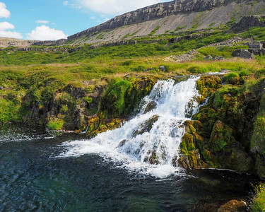 Iceland Dynjandi