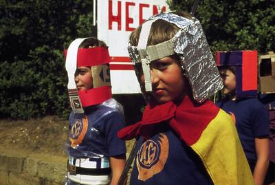 Kamp: Thema Ridders
