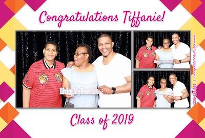 Congratulations Tiffanie!