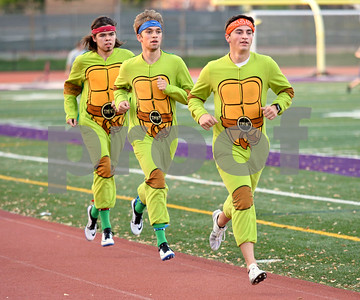 Ben's Memorial Mile, held by Ben Silver's family to raise money for schizophrenia research, was held Saturday at Downers Grove North High School. Ben, a former Downers Grove North track athlete, committed suicide while suffering schizophrenia.