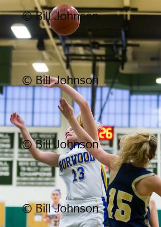 G Basketball East Bridgewater v Norwood 2_19_14