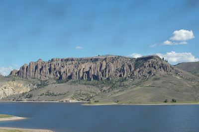 Blue Mesa Reservoir and Black Canyon of the Gunnison