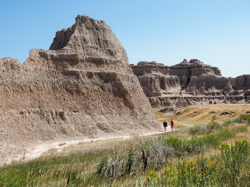 Badlands National Park Window Trail