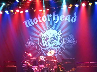 Motorhead Olympia 18-09-15