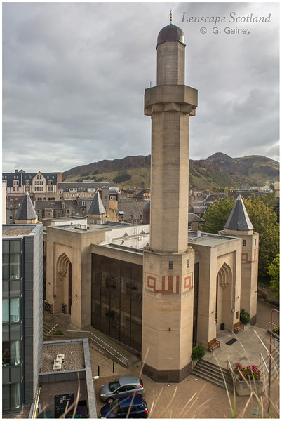 Edinburgh Central Mosque, Potterrow 1