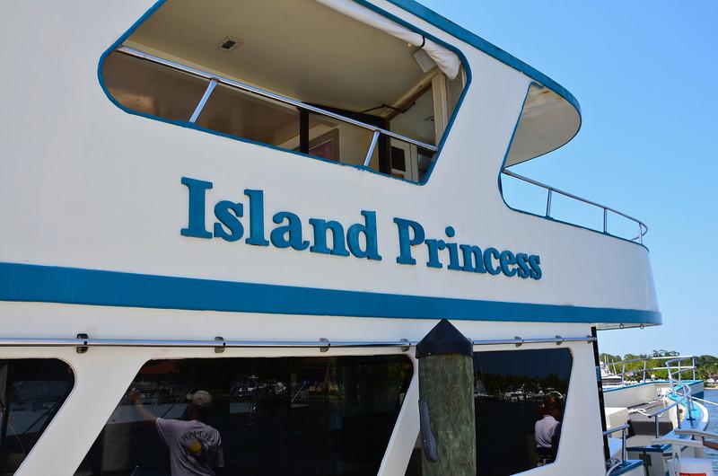 Island Princess, Stuart, FL