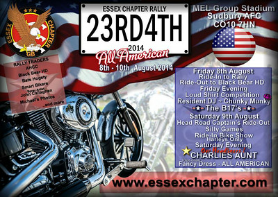 Essex Chapter Rally 2014