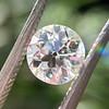 .80ct Old European Cut Diamond, GIA H 15