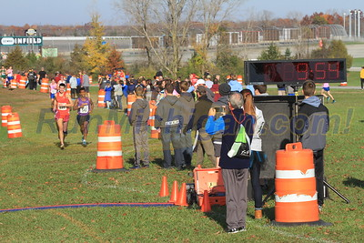 2.0 Mile Mark, D3 BOYS - 2016 MHSAA LP XC FINALS