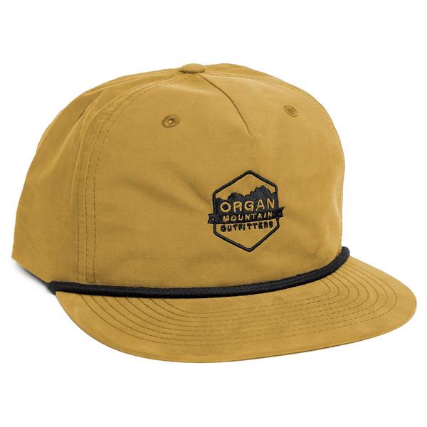 Outdoor Apparel - Organ Mountain Outfitters - Hat - Vintage Snapback - Mustard.jpg