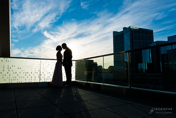 Old State House & Harpoon Brewery Wedding: Eilis & Russell