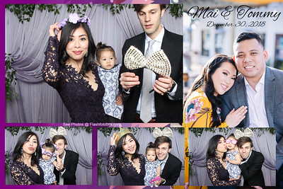 Mai & Tommy Wedding - December 30, 2018