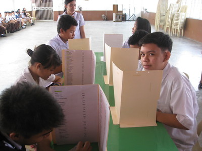 Student Council Elections SY 2011-2012
