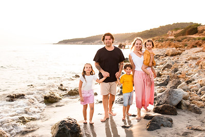 Familia | Maribel, Eme, Lucía, Aitor & Alma