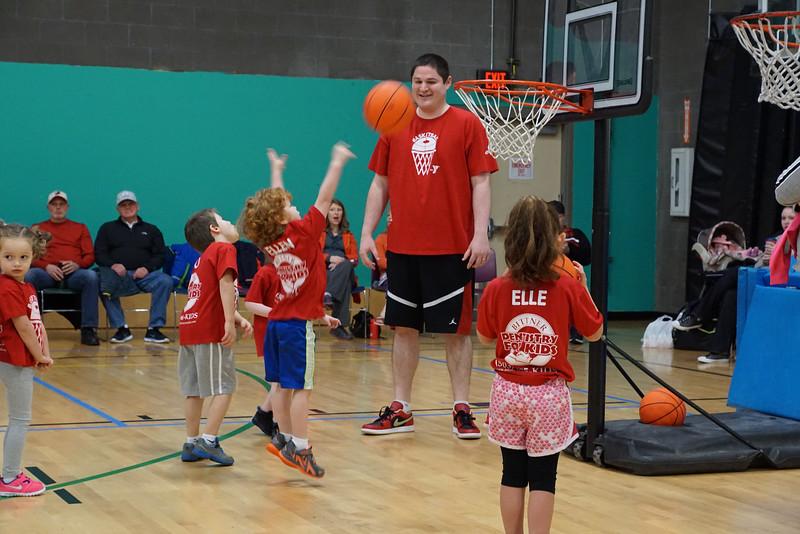 Kellen Basketball