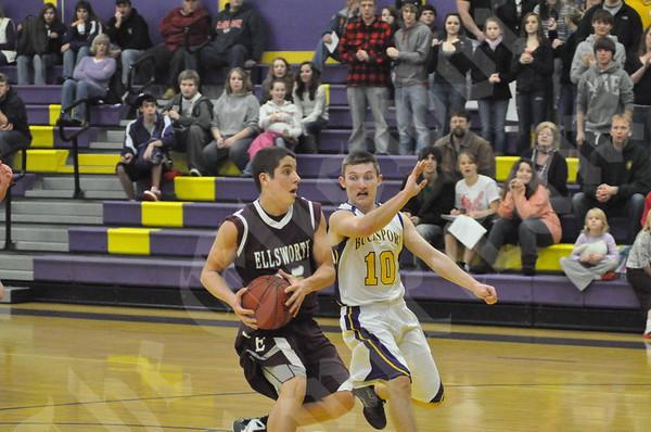 Boys: Bucksport vs Ellsworth: December 15, 2010
