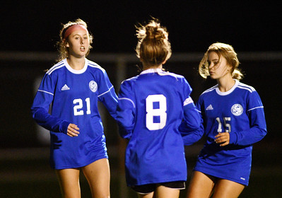 willoughby south at Madison girls socceer 10-18-21