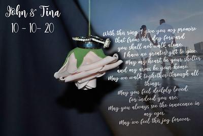 Tina and John 10 10 20
